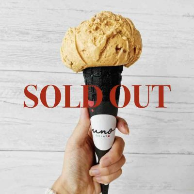 Uno Gelato Pumpkin pecan cheesecake SOLD OUT